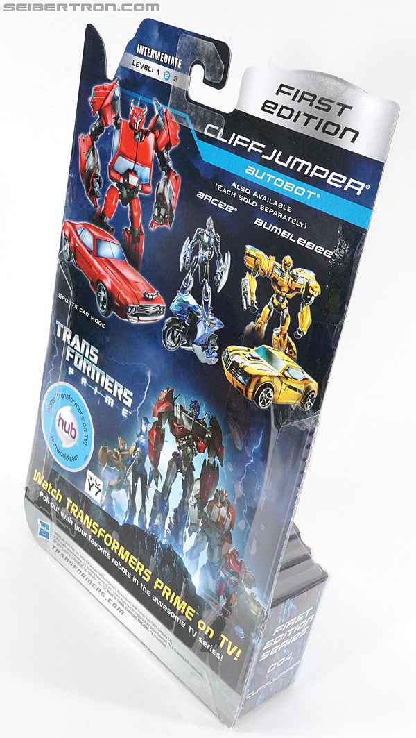 Transformers First Edition Cliffjumper (Image #7 of 137)