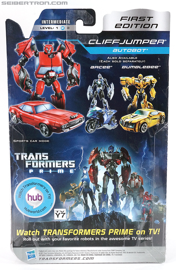 Transformers First Edition Cliffjumper (Image #8 of 137)