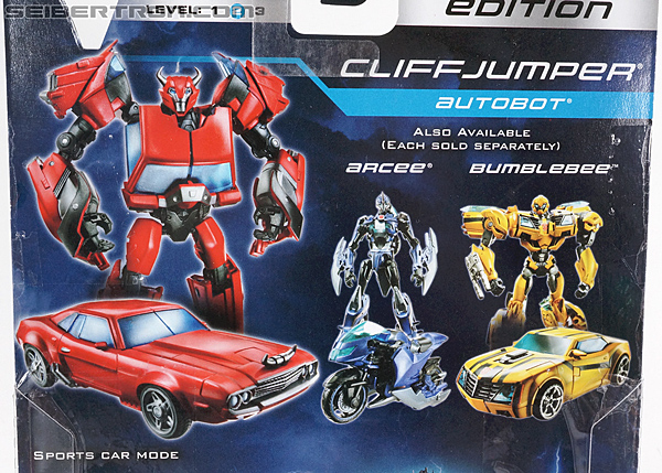 Transformers First Edition Cliffjumper (Image #9 of 137)