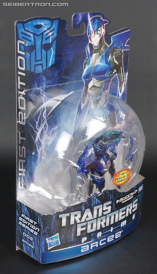Transformers First Edition Arcee (Image #6 of 123)