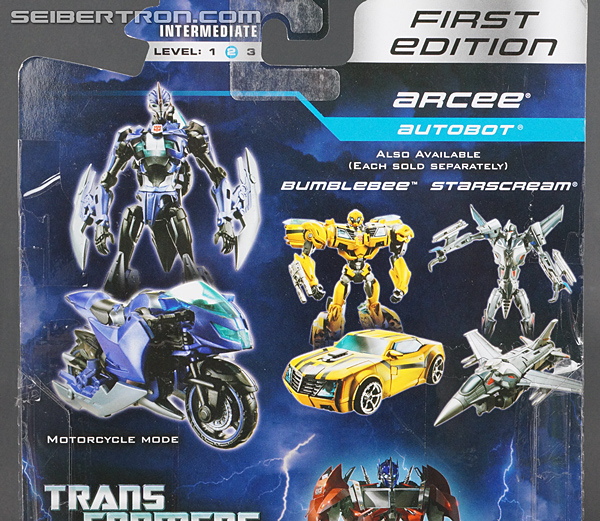 Transformers First Edition Arcee (Image #10 of 123)