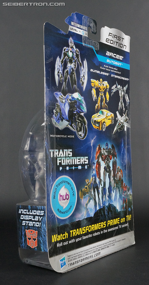 Transformers First Edition Arcee (Image #12 of 123)