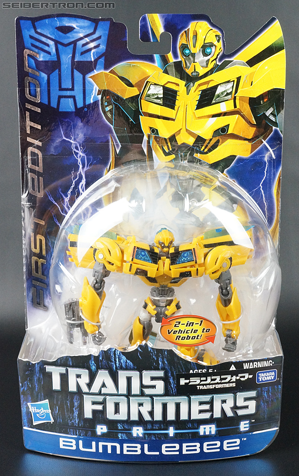 Transformers First Edition Bumblebee (Image #1 of 120)
