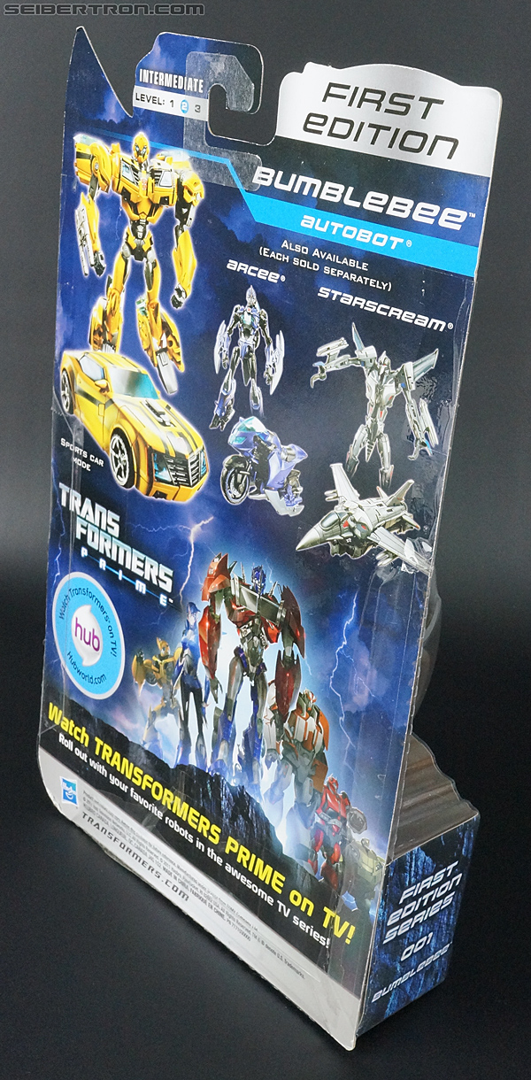 Transformers First Edition Bumblebee (Image #7 of 120)