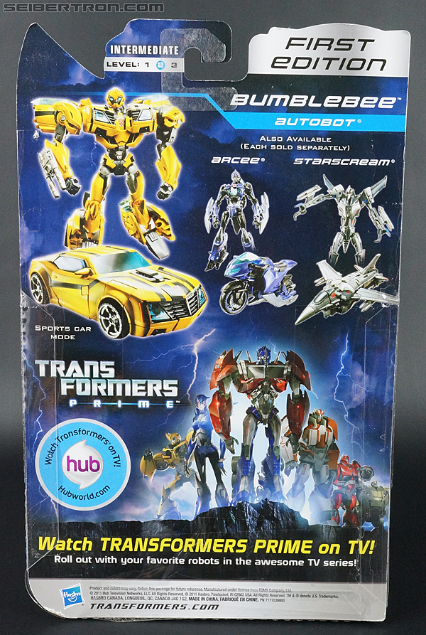 Transformers First Edition Bumblebee (Image #8 of 120)