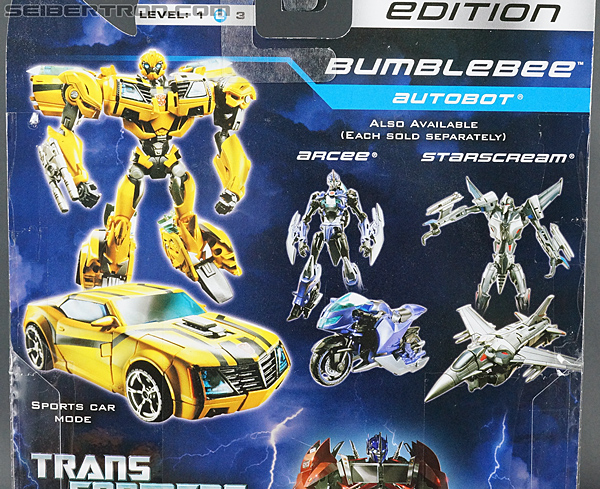 Transformers First Edition Bumblebee (Image #9 of 120)