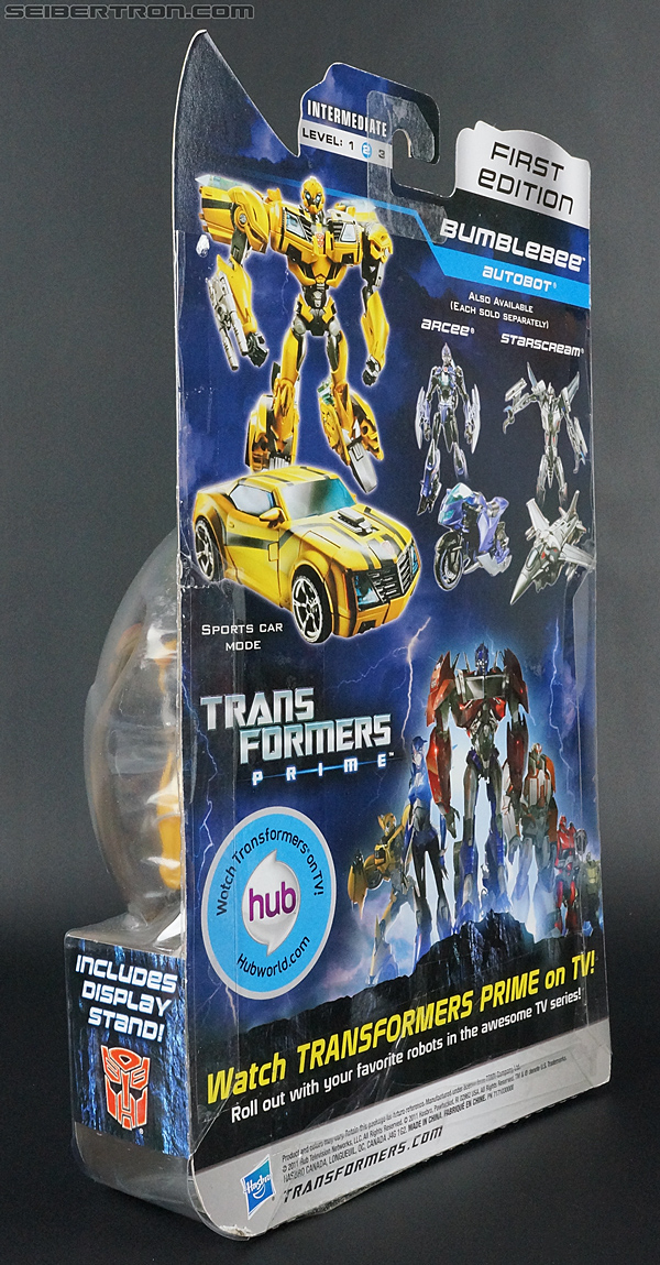 Transformers First Edition Bumblebee (Image #11 of 120)