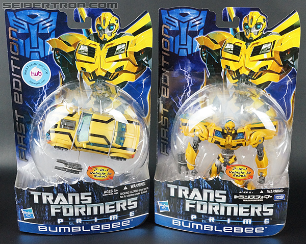 Transformers First Edition Bumblebee (Image #16 of 120)