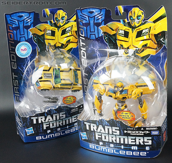 Transformers First Edition Bumblebee (Image #17 of 120)