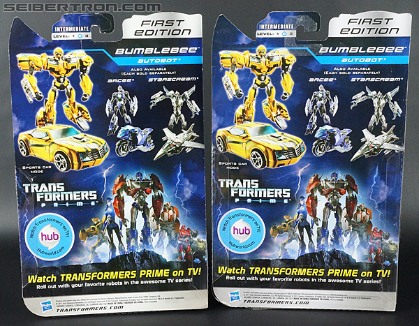 Transformers First Edition Bumblebee (Image #18 of 120)