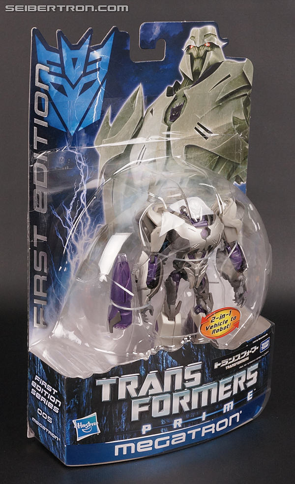 Transformers First Edition Megatron (Image #5 of 165)