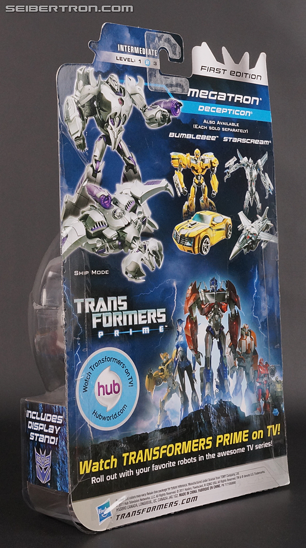 Transformers First Edition Megatron (Image #11 of 165)