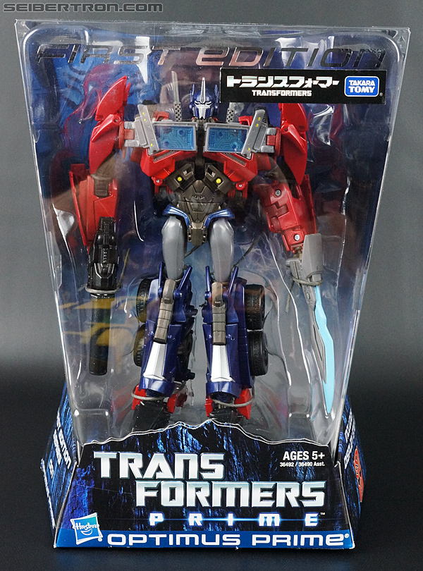 Transformers First Edition Optimus Prime (Image #1 of 172)