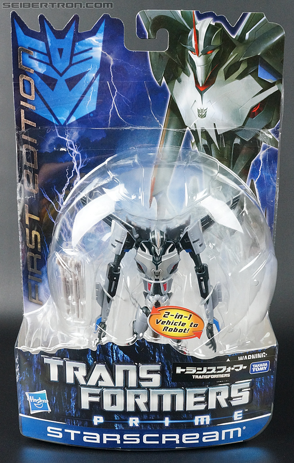 Transformers First Edition Starscream (Image #1 of 131)