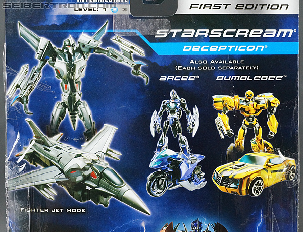 Transformers First Edition Starscream (Image #9 of 131)