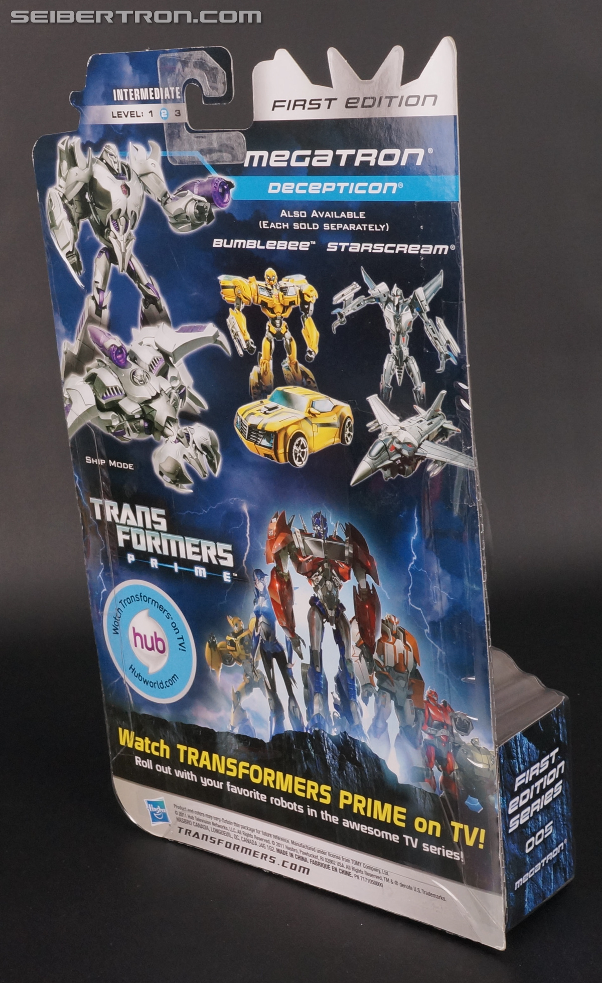Transformers First Edition Megatron (Image #7 of 165)