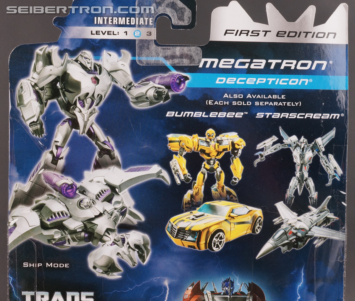 Transformers First Edition Megatron (Image #10 of 165)