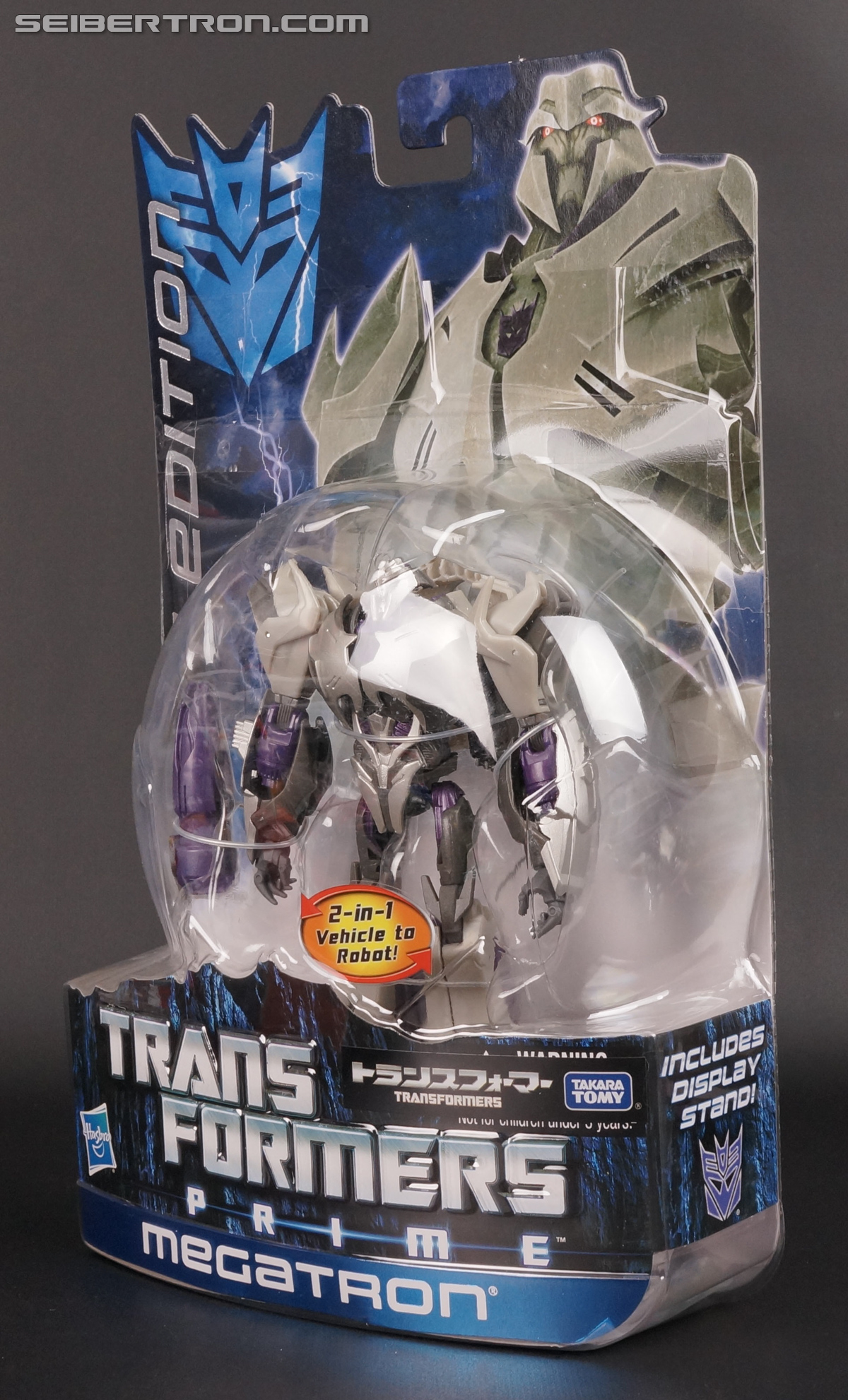 Transformers First Edition Megatron (Image #12 of 165)