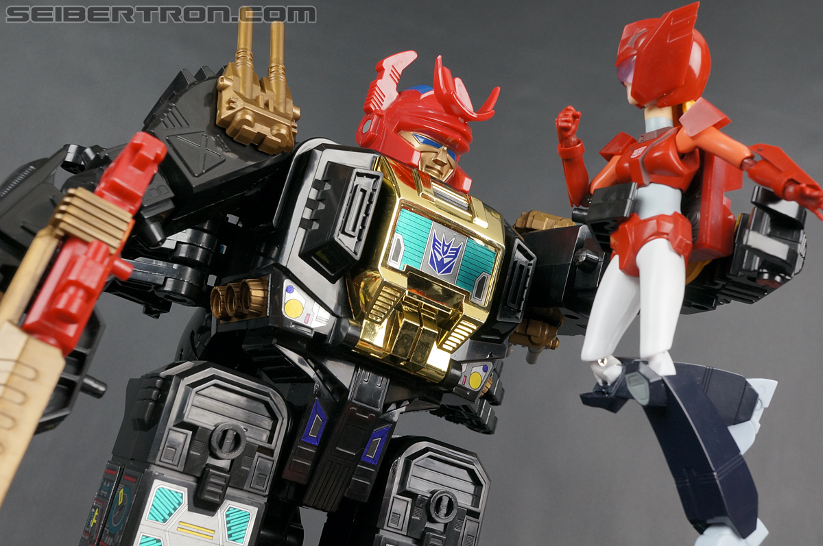 Transformers Gutto Kuru Figure Collection Minelba (Minerva) (Image #147 of 148)