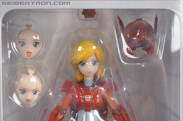 Transformers Gutto Kuru Figure Collection Minelba (Minerva) (Image #3 of 148)