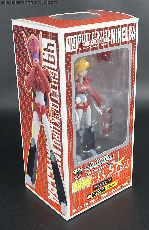 Transformers Gutto Kuru Figure Collection Minelba (Minerva) (Image #5 of 148)