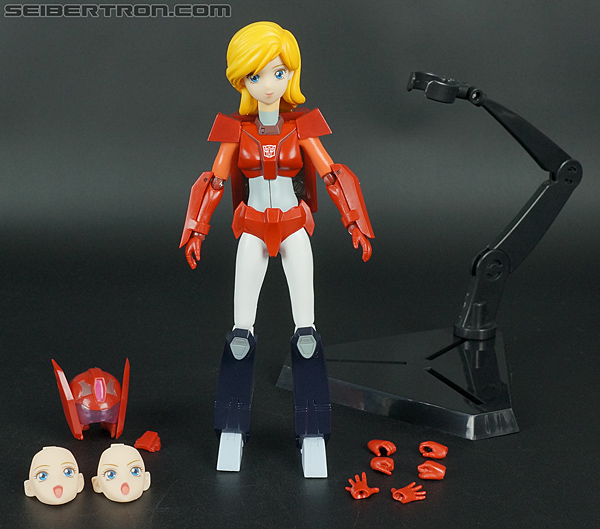 Transformers Gutto Kuru Figure Collection Minelba (Minerva) (Image #50 of 148)