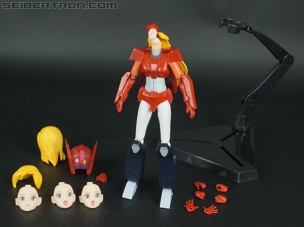 Transformers Gutto Kuru Figure Collection Minelba (Minerva) (Image #54 of 148)