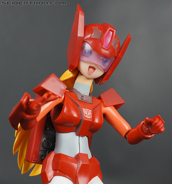 Transformers Gutto Kuru Figure Collection Minelba (Minerva) (Image #75 of 148)