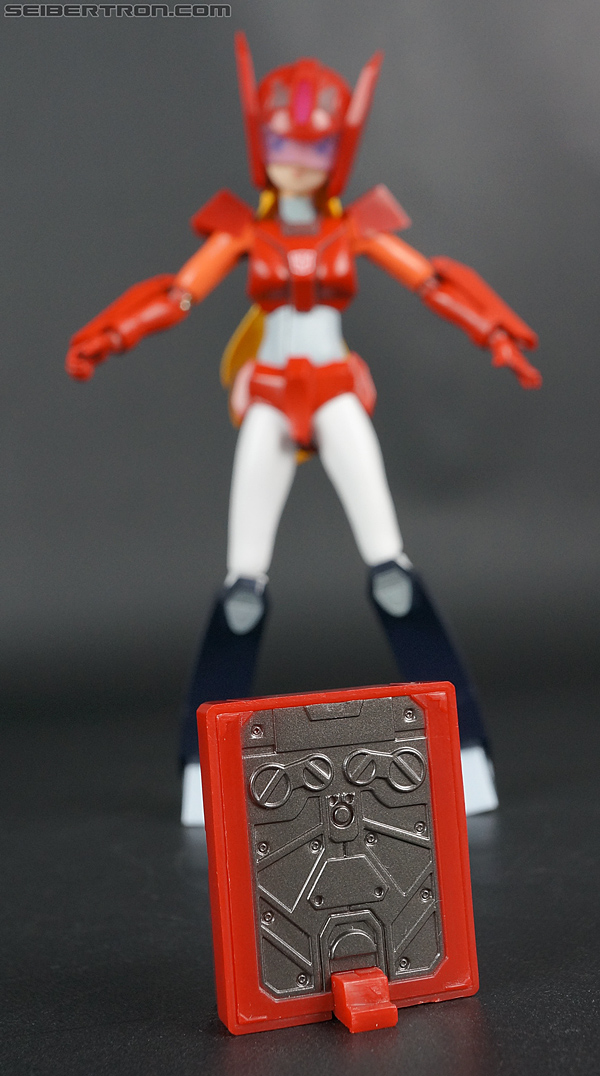 Transformers Gutto Kuru Figure Collection Minelba (Minerva) (Image #114 of 148)