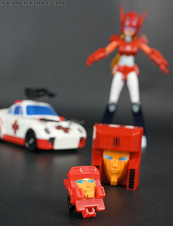 Transformers Gutto Kuru Figure Collection Minelba (Minerva) (Image #117 of 148)