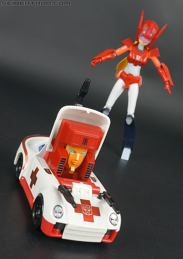 Transformers Gutto Kuru Figure Collection Minelba (Minerva) (Image #121 of 148)