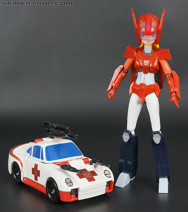 Transformers Gutto Kuru Figure Collection Minelba (Minerva) (Image #122 of 148)