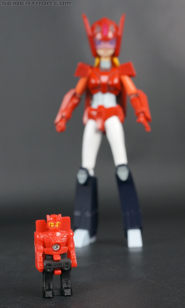 Transformers Gutto Kuru Figure Collection Minelba (Minerva) (Image #125 of 148)