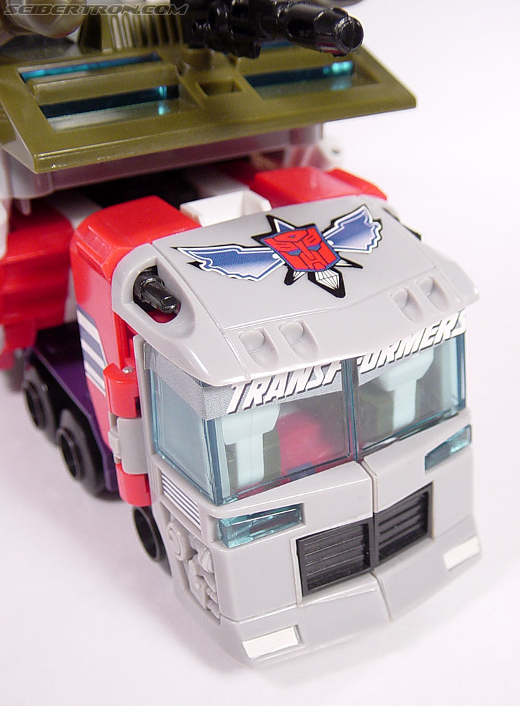Transformers Machine Wars Optimus Prime (Image #4 of 101)