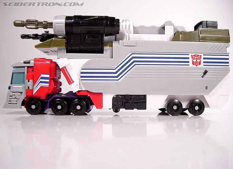 Transformers Machine Wars Optimus Prime (Image #11 of 101)