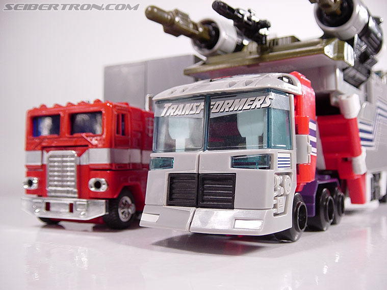 Transformers Machine Wars Optimus Prime (Image #31 of 101)