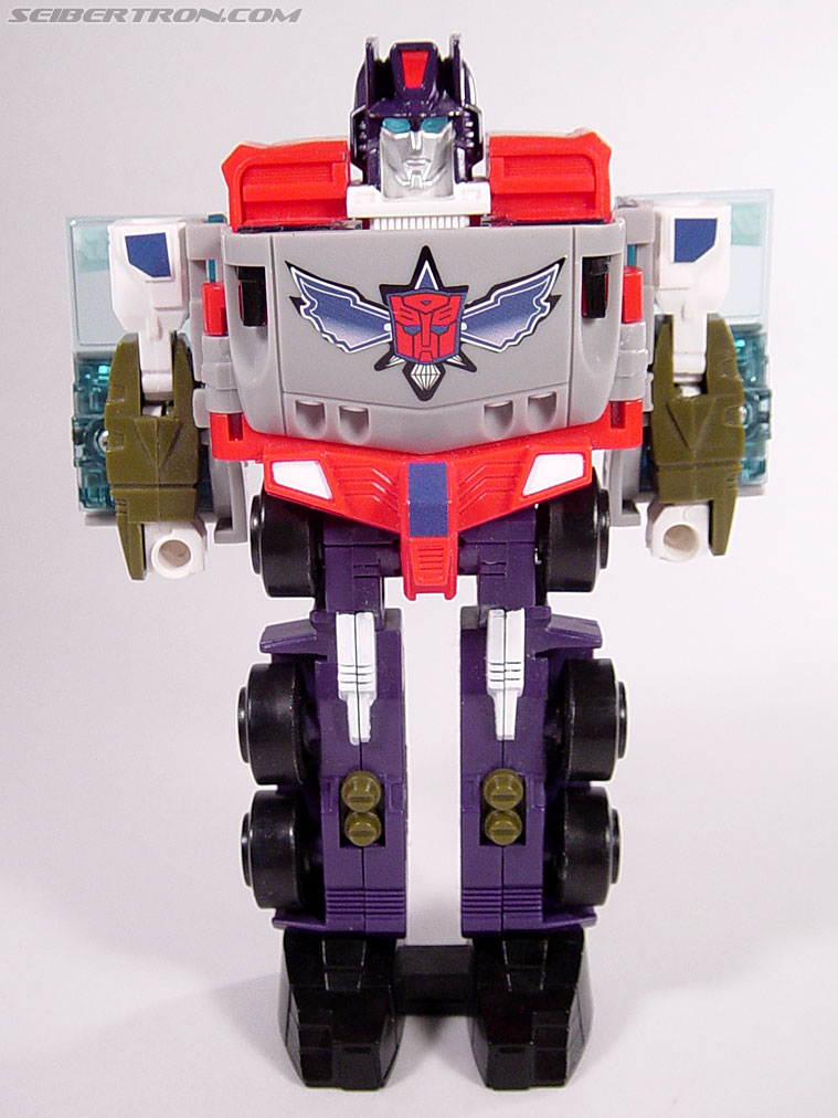 Transformers Machine Wars Optimus Prime (Image #34 of 101)