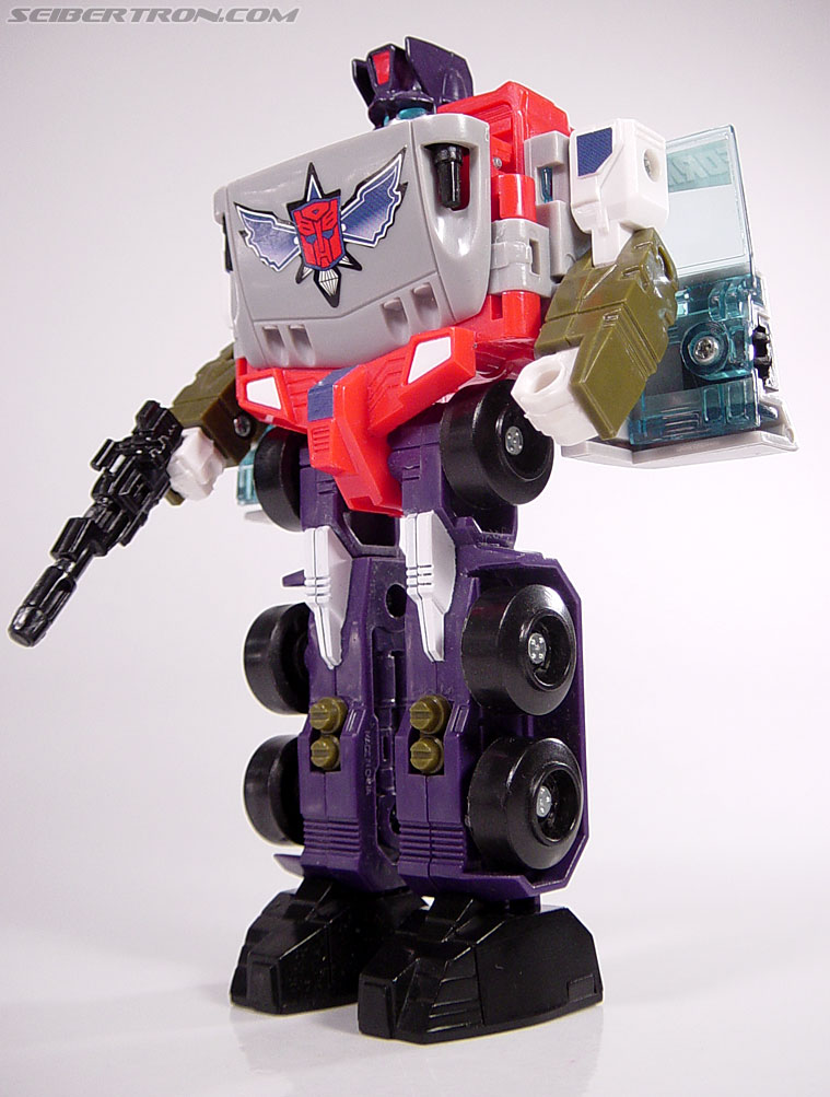 Transformers Machine Wars Optimus Prime (Image #43 of 101)