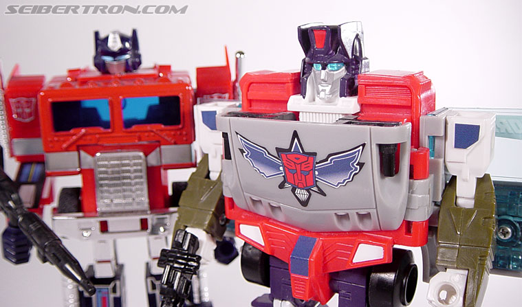 Transformers Machine Wars Optimus Prime (Image #55 of 101)