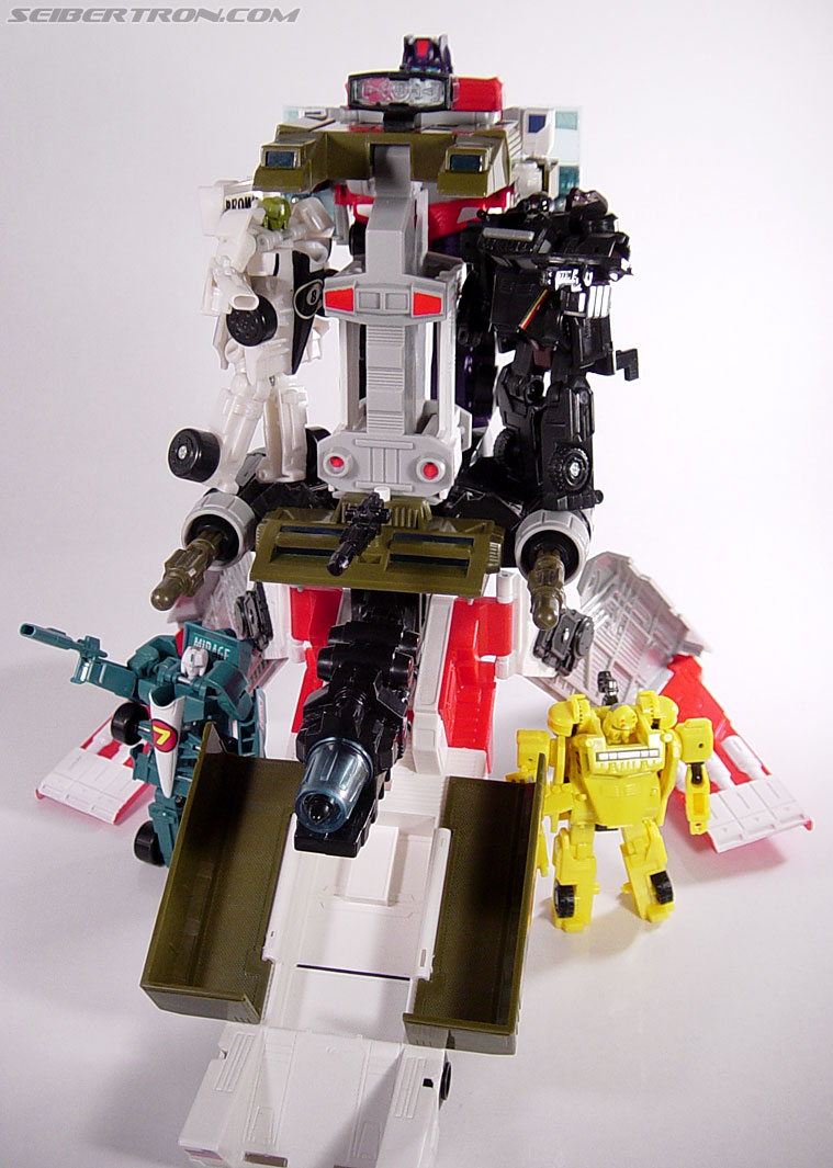 Transformers Machine Wars Optimus Prime (Image #85 of 101)