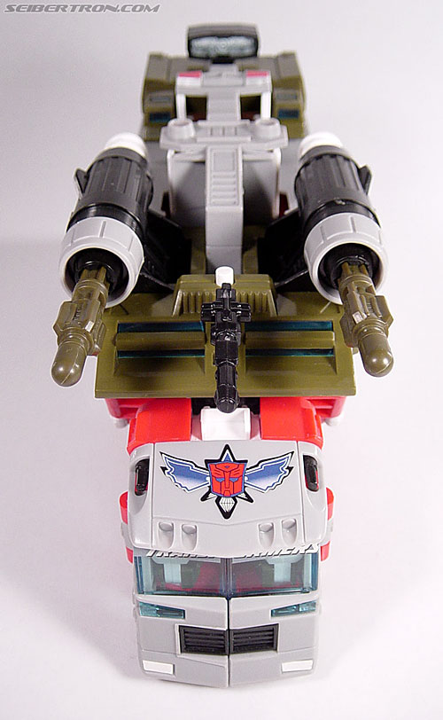 Transformers Machine Wars Optimus Prime (Image #1 of 101)