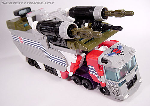 Transformers Machine Wars Optimus Prime (Image #5 of 101)