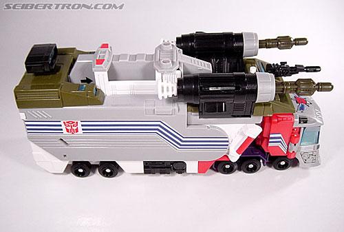 Transformers Machine Wars Optimus Prime (Image #6 of 101)
