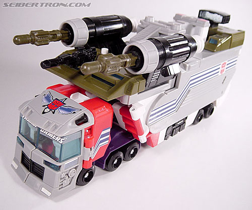 Transformers Machine Wars Optimus Prime (Image #13 of 101)