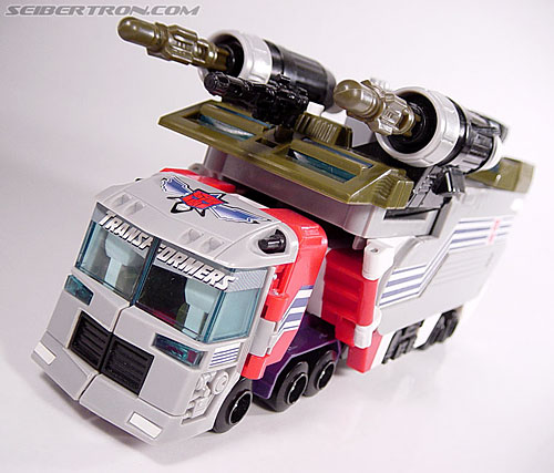 Transformers Machine Wars Optimus Prime (Image #14 of 101)