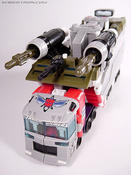 Transformers Machine Wars Optimus Prime (Image #15 of 101)