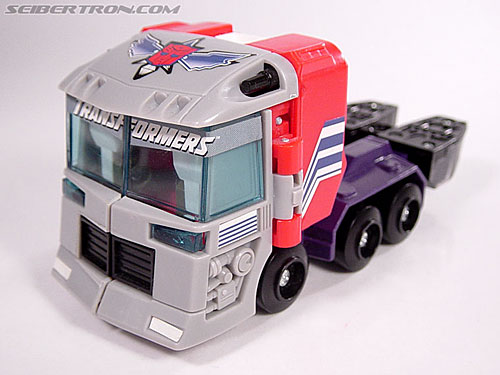 Transformers Machine Wars Optimus Prime (Image #27 of 101)