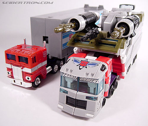 Transformers Machine Wars Optimus Prime (Image #30 of 101)