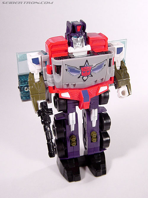 Transformers Machine Wars Optimus Prime (Image #48 of 101)