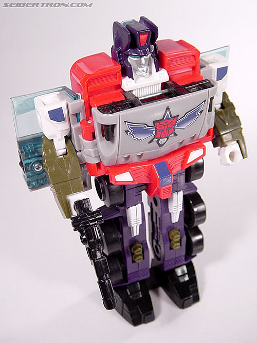 Transformers Machine Wars Optimus Prime (Image #49 of 101)